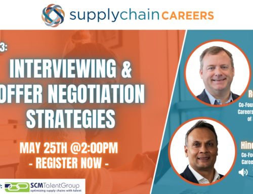 Interviewing and Offer Negotiation Tips – View the Recap!