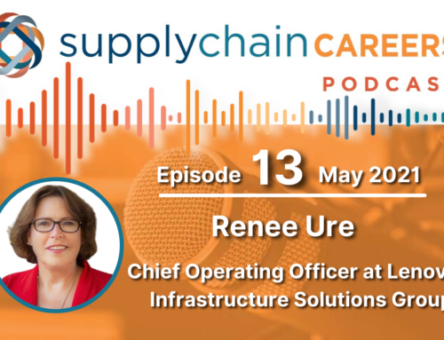 Podcast: COO at Lenovo – Renee Ure
