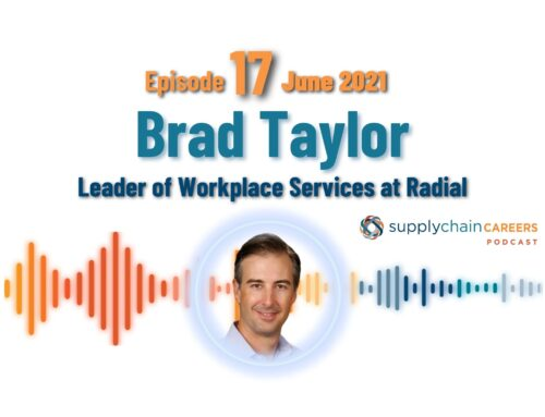 Podcast: Supply Chain Leader – Brad Taylor