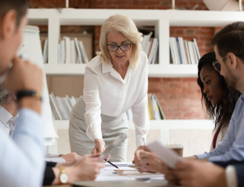 Older Workers: Positioning Yourself Effectively for a Supply Chain Job