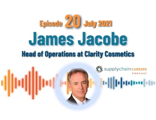 Podcast: Head of Operations for Clarity Cosmetics Inc. – James Jacobe