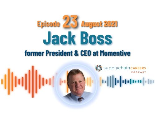 Podcast: former President & CEO, at Momentive – Jack Boss