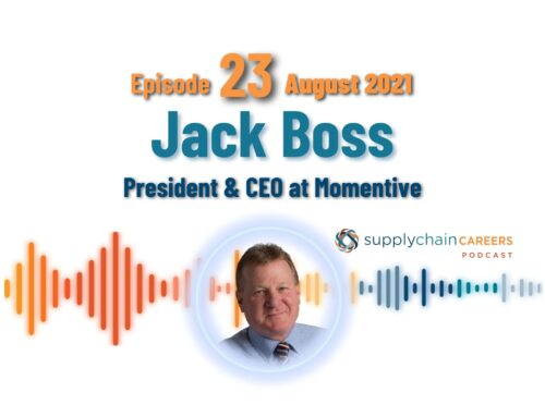 Podcast: President & CEO, at Momentive – Jack Boss